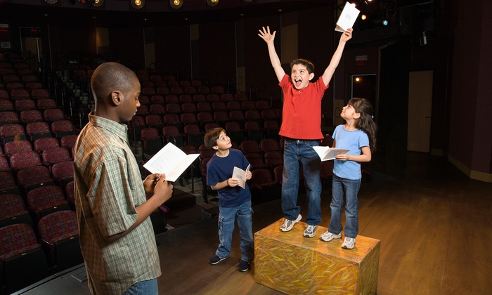 Mini Theatre Troupe - Multiple Locations: One or Two Months of Kids' Acting Classes at Mini Theatre Troupe (Up to 54% Off)