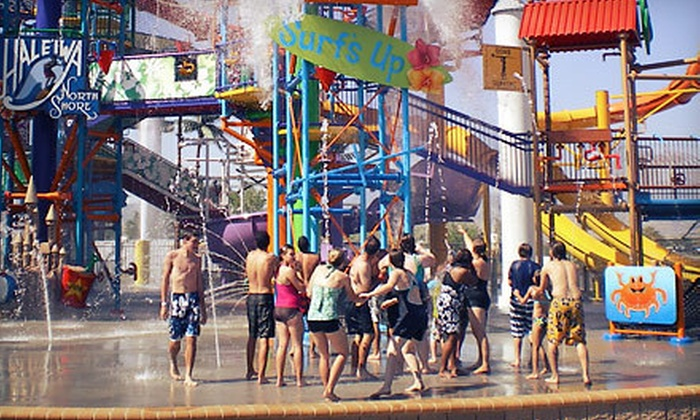 Cowabunga Bay - Draper: $49 for a Water-Park Summer Outing from May to August at Cowabunga Bay ($99.99 Value)