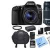 Canon EOS 80D 24.2MP DSLR Camera and Accessory Bundles
