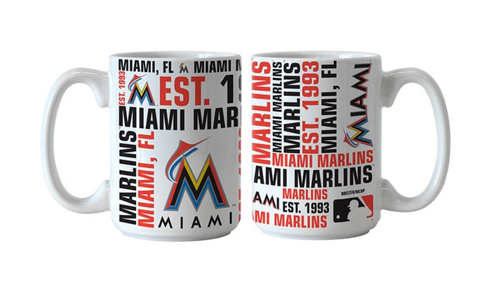 Twins Auto Mall >> 2-Pack of MLB 15 Oz. Spirit Mugs | Groupon