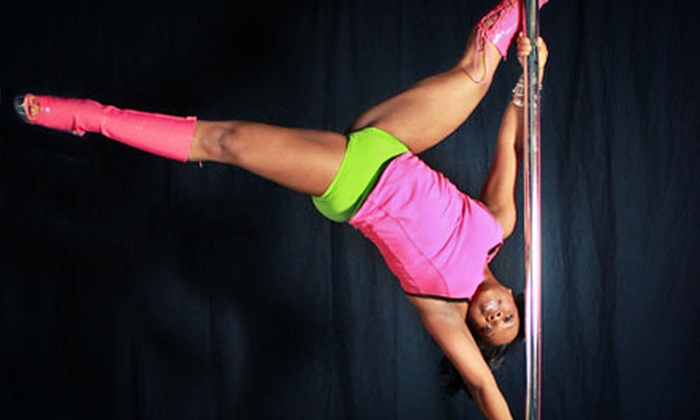 Enticement Unlimited - Indianapolis: 5, 10, or 20 Pole-Fitness Classes at Enticement Unlimited (Up to 63% Off)