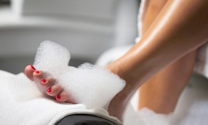 Aislinn Nails Lounge: Runaway Spa Pedicure at Aislinn Nails Lounge (Up to 36% Off). Two Options Available.