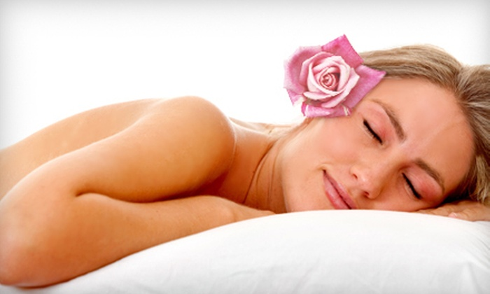 Dolce Vita Skin & Body Spa - Huntington Beach: Rose Facial, Rose Massage and Back Treatment, or Both (at Dolce Vita Skin & Body Spa in Huntington Beach (Up to 60% Off)