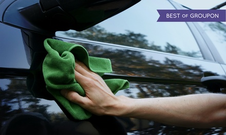 $127 for Gold Detailing Package with  Aquapel at Splash Car Care ($199.98 Value)