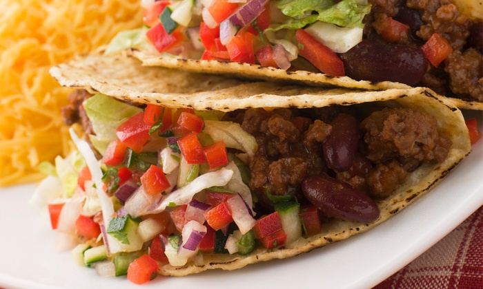 Red Pepper Grill - South Los Altos: $12 for $20 Worth of Mexican Cuisine and Drinks for Two at Red Pepper Grill