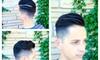 St. Christopher Barbering - Lincoln Park: A Men's Haircut from St. Christopher Barbering  (60% Off)