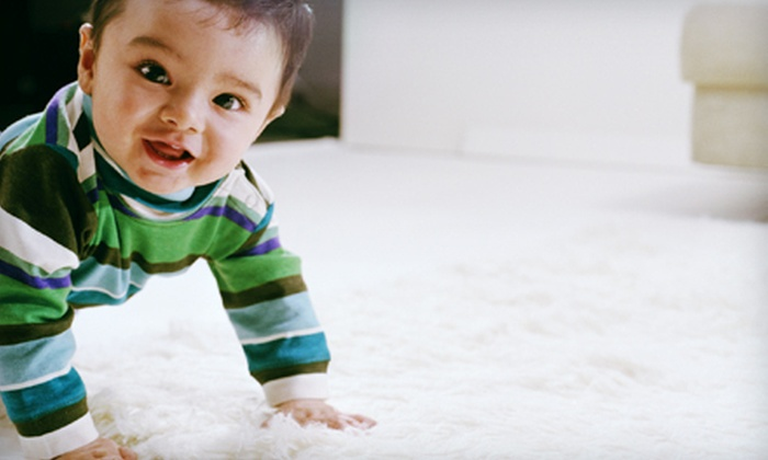 Superior Services - Guelph: Carpet Cleaning for Two Rooms and One Hallway or Three Rooms from Superior Services (Up to 67% Off)