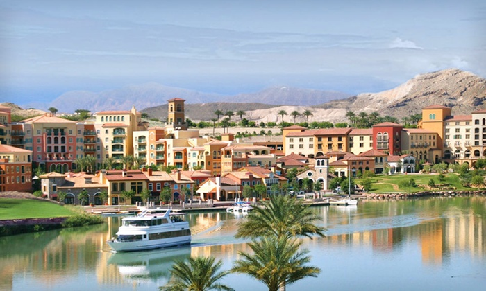 Aston MonteLago Village Resort - Greater Las Vegas : Two-Night Stay with Drinks, Casino Credit, and Appetizer at Aston MonteLago Village Resort in Lake Las Vegas, NV
