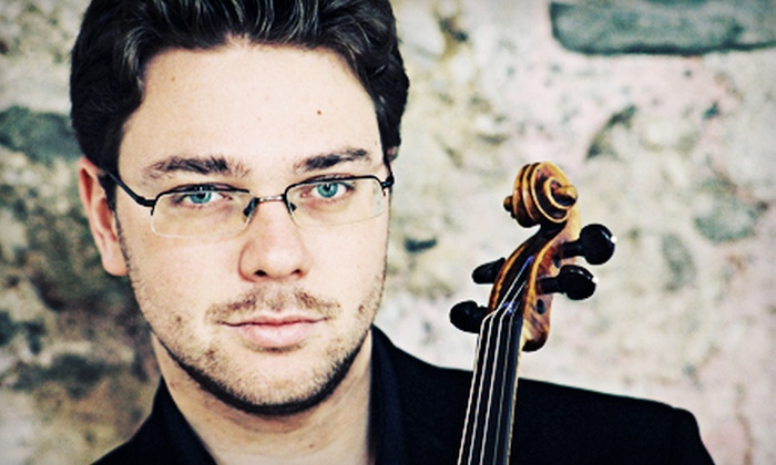 Alexander Sitkovetsky - Multiple Locations: Greensboro Symphony Orchestra Presents Alexander Sitkovetsky on May 9, 10, or 11 (Up to 51% Off). 7 Options Available.