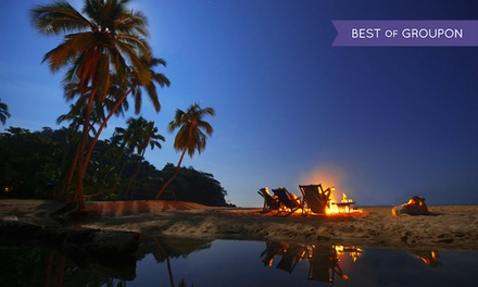 groupon daily deal - 4- or 5-Night Stay for Two at Majahuitas Resort on Mexico's Pacific Coast