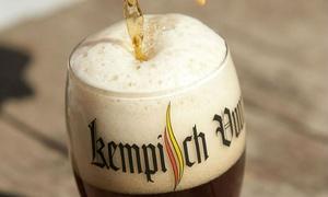 De Proeverij et Brouwerij Pirlot: Visite en brasserie ou film avec dégustation de bières et amuses pour 2 à 30 pers. chez De Proeverij et Brasserie Pirlot