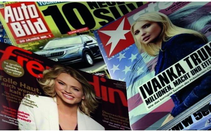 HÖRZU, BRIGITTE, AUTOBILD oder andere Zeitschrift bei King Media im Abo lesen + Gutschein oder Prämie erhalten