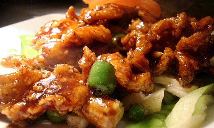 Dai Bai Dang - Fresno: $11 for $20 Worth of Asian-Fusion Cuisine at Dai Bai Dang