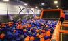 Altitude Trampoline Park - Delmar - Delmar: Two or Four 1-Hour Jump Passes or Party Package at Altitude Trampoline Park - Delmar (Up to 50% Off)