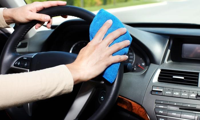 Autointerieur reinigen - van Meesters Meubelreiniging | Groupon