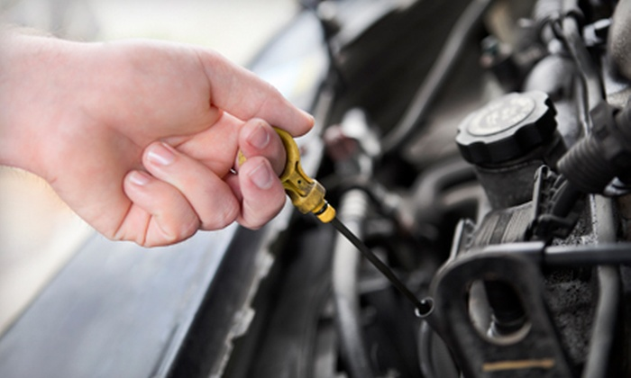 Total Fleet Service - Cookeville: One or Three Oil Changes or a Four-Wheel Alignment at Total Fleet Service (Half Off)