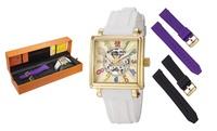 GROUPON: Stuhrling Women's Watch Gift Sets Stuhrling Women's Watch Holiday Gift Sets