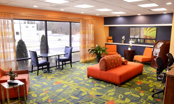 Red Roof Inn & Suites Atlantic City - Absecon, New Jersey: Stay at Red Roof Inn & Suites Atlantic City in Absecon, NJ. Dates into May.