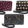 Women's Zip-Around Wallet Wristlet