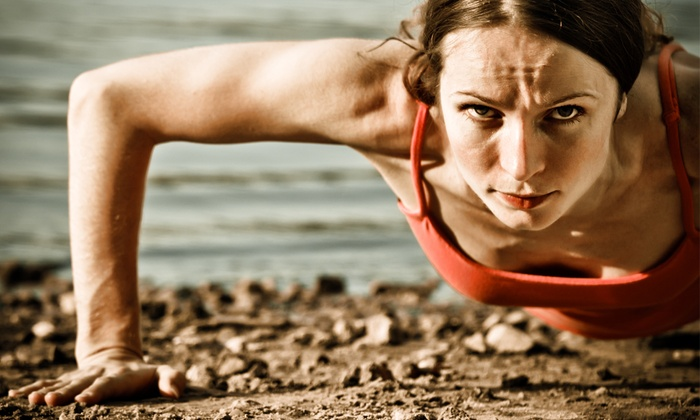 Real World Athlete - Nashville-Davidson metropolitan government (balance): Four- or Eight-Week Boot-Camp Session at Real World Athlete (Up to 82% Off)