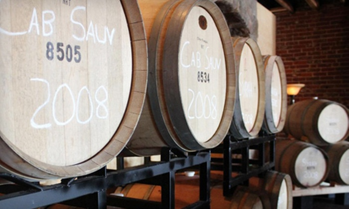 Silver Vines Winery - Arvada: $30 for Four Glasses of Wine and One Take-Home Bottle at Silver Vines Winery (Up to $61.99 Value)
