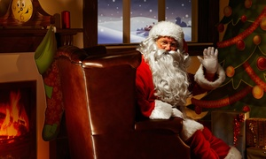 American Helicopter Museum: Santafest Admission for Two or Four on Saturday, December 12 at American Helicopter Museum (50% Off)