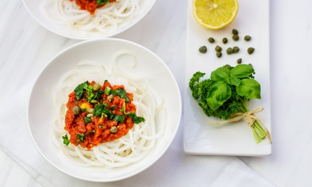 2-Hour Healthy Cooking Workshop for One or Two People at Feed Life (72% Off)