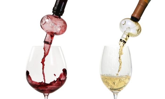 Soiree Classic: Soiree Classic Wine Aerator. Free Returns.