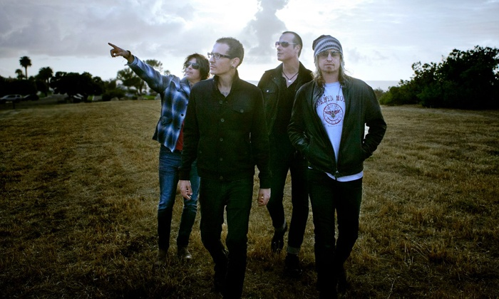 Stone Temple Pilots With Chester Bennington - VooDoo Lounge at Harrah's Casino North Kansas City: $24.75 to See Stone Temple Pilots with Chester Bennington on December 12 at 8 p.m. (Up to $49.50 Value)