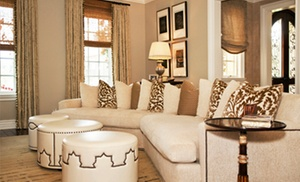 DeMar Interiors: $125 for a Two-Hour Interior-Decorating Consultation with Furniture Re-Organization from DeMar Interiors ($300 Value)