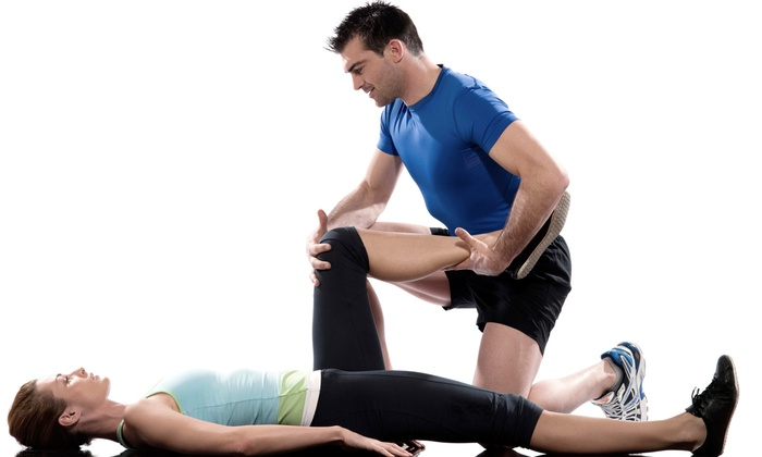 GS Health & Performance - Baltimore: Three or Six At-Home Personal-Training Sessions from GS Health & Performance (Up to 84% Off)