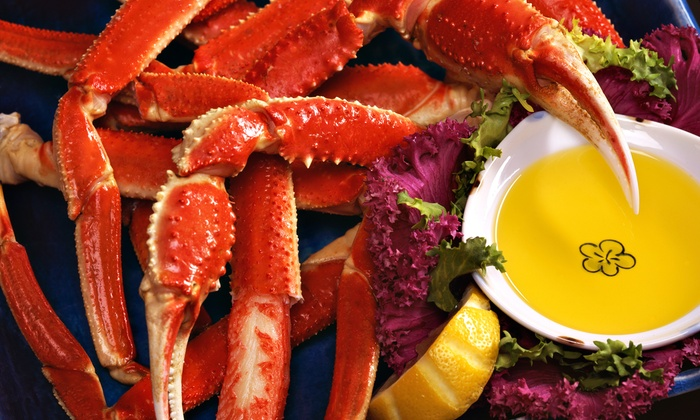 The Blu Crab Seafood House & Bar - Fort Worth: New Orleans–Style Seafood for Lunch or Dinner at The Blu Crab Seafood House & Bar (Up to 47% Off)