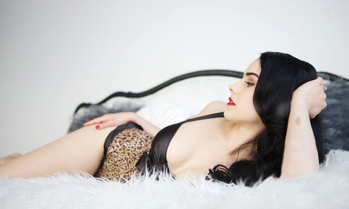 Barbara Alessandra Photography - San Buenaventura (Ventura): Half-Hour or One-Hour Boudoir Photo Shoot with Prints at Barbara Alessandra Photography (Up to 71% Off)