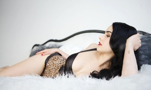 Barbara Alessandra Photography: Half-Hour or One-Hour Boudoir Photo Shoot with Prints at Barbara Alessandra Photography (Up to 71% Off)