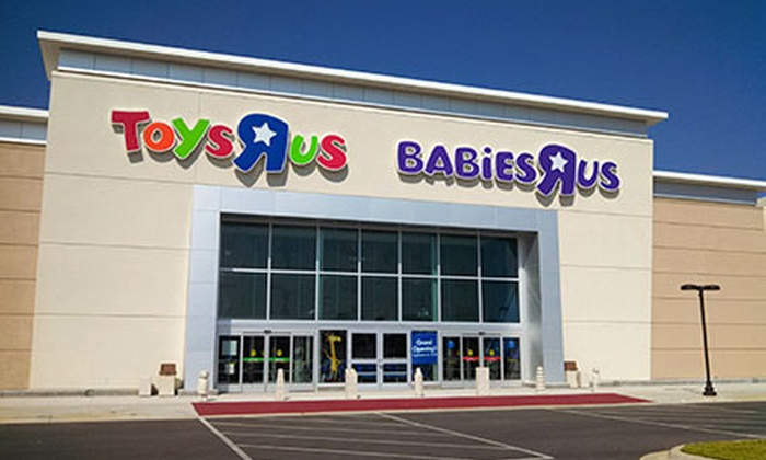 Toys R Us Amp Babies R Us In Groupon