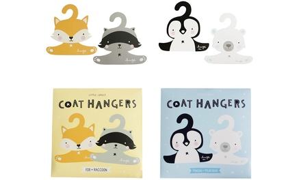 Coat Hangers Set