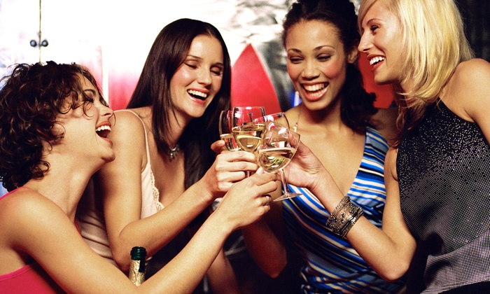 FlyBar - Byward Market - Parliament Hill: Girls' Night Out for 10 or a Bachelorette Party for 20 with Bottles of Vodka and Wine at FlyBar (Up to 50% Off)