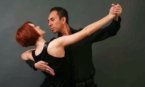 Century Dancesport: Five Group Classes or Two Private Classes and One Group Class at Century Dancesport (Up to 76% Off)