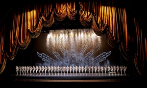 The New York Spectacular Starring the Radio City Rockettes: The New York Spectacular Starring the Radio City Rockettes (July 6–August 7)