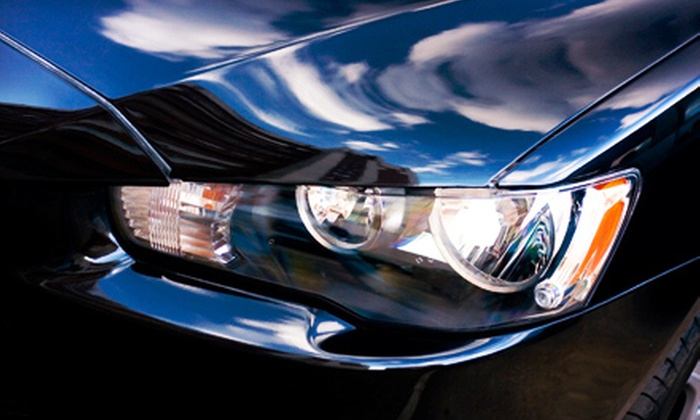 BLS Mobile Auto Detailing - Southwest Santa Rosa: One or Two Wash and Wax Details with Clay-Bar Treatment from BLS Mobile Auto Detailing (Up to 48% Off)