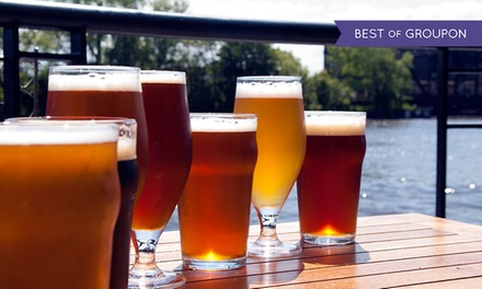 $25 for $40 Worth of Brewpub Food and Local Craft Beers at Milwaukee Ale House