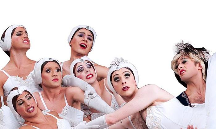 """""""Les Ballets Trockadero de Monte Carlo"""" - Multiple Locations: ARTS San Antonio Presents Les Ballets Trockadero de Monte Carlo on Thursday, November 13 (Up to 50% Off)"""