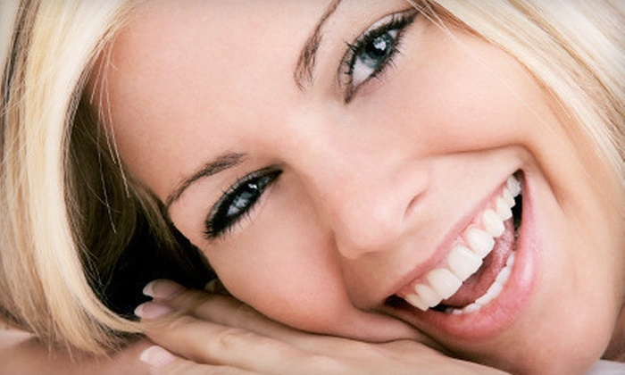 Pearly Whites - Central St. Boniface: One or Two Teeth-Whitening Treatments at Pearly Whites (Up to 56% Off)