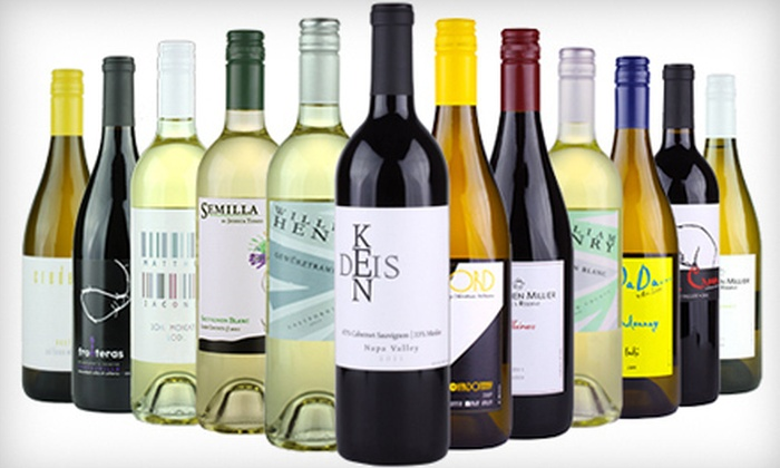 Wine: $69 for $160 Worth of Wine, Shipping Included