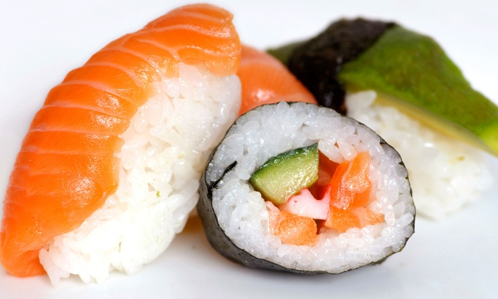 Sushi Yume - Federal Heights: Sushi and Japanese Dinner or Lunch at Sushi Yume (Up to 50% Off)