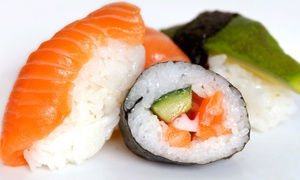 Sushi Yume: Sushi and Japanese Dinner or Lunch at Sushi Yume (Up to 50% Off)