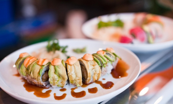 Sushi Avenue - Tone Ranch Estates: Sushi and Specialty Rolls at Sushi Avenue (Up to 43% Off)