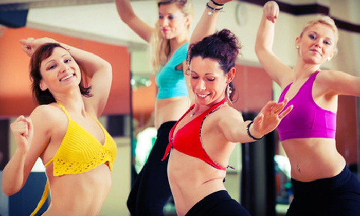 Spark Center - Indian Orchard: Five Zumba or Yoga Classes at Spark Center (Up to 52% Off)
