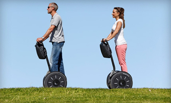 A & S Tours - Put In Bay: Segway Tour of Put-in-Bay for Two or Four from A & S Tours (Up to 51% Off)