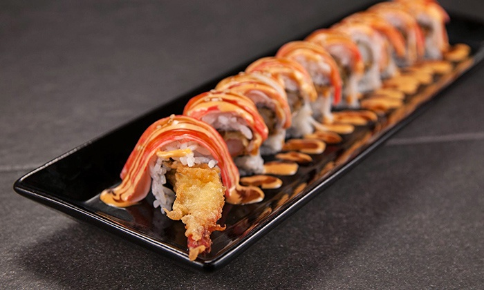 EurAsia Fusion Sushi - Spring Branch East: Dine-In or Takeout at EurAsia Fusion Sushi (40% Off)